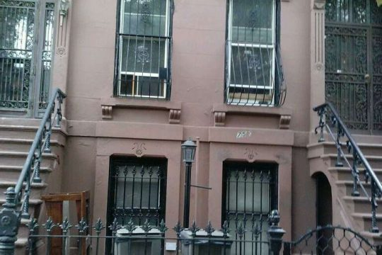 Brownstone in Bedford-Stuyvesant