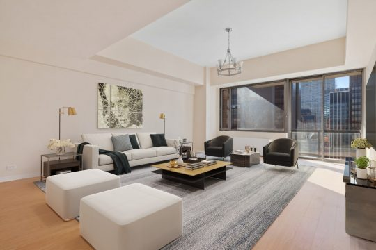 58 West 58th street, PH E/F